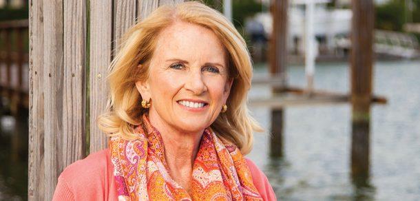 Anne McNulty, WG'79, McNulty Foundation - A Legacy of Leadership