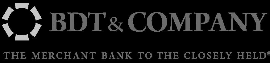 BDT & Company (with tagline)
