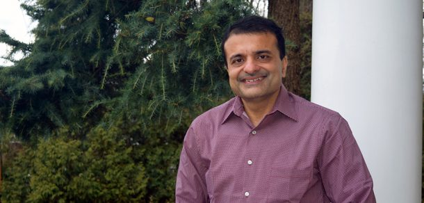 Soumyo Chakraborty, WG'01, Leverage Technology  to Improve Member Engagement
